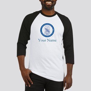 Phi Beta Sigma Shield Personalized Baseball Jersey